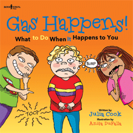 Gas Happens - Julia Cook