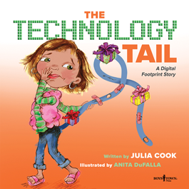 The Technology Tail - A Digital Footprint Story - Julia Cook