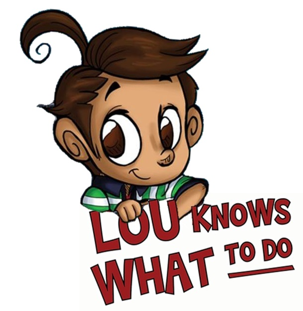 Lou Knows What to Do Series by Kimberly Tice and Venita Litvack