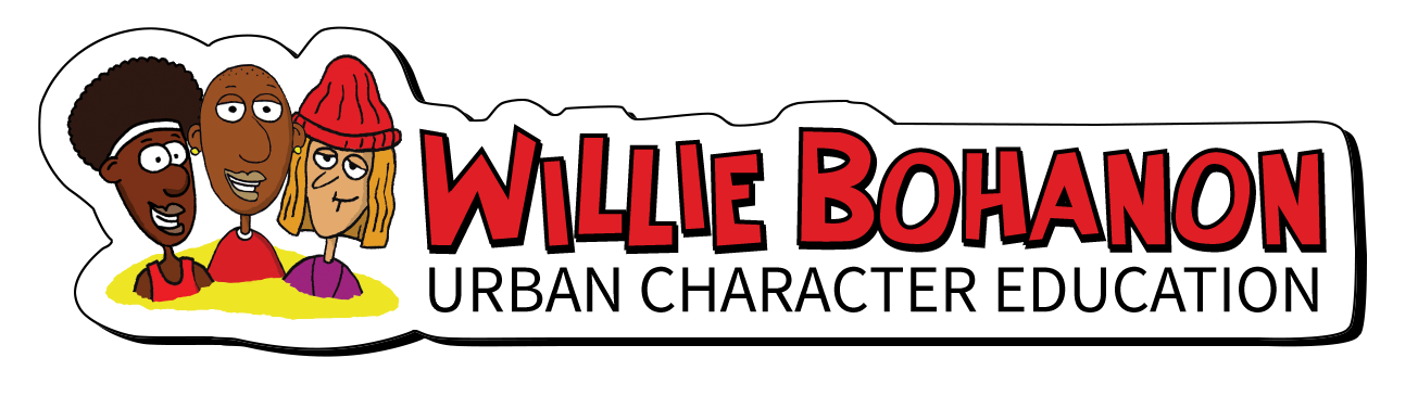 Willie Bohanon Urban Character Education Book Series by Kip Jones